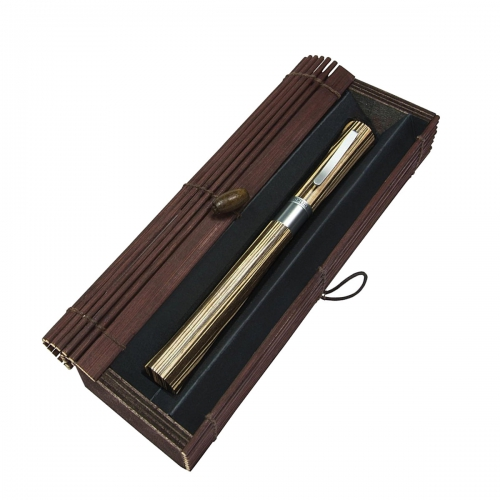 Online Newood <p>Fountain Pen<p>in Bamboo Pen Box<p>F#37734, EF#37735, M#37733<p/>