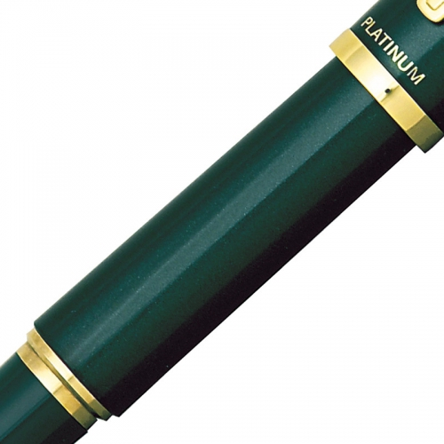 Platinum Balance Green Fountain Pen<p>PGB-3000#49 </p>