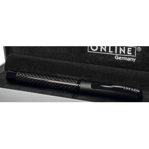 Online Vision Carbon Black<p>Ball pen <p>#36012<p/>