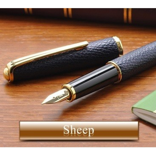 Platinum Vicoh Sheep Blue Fountain Pen<p>PS-10000N#56</p>