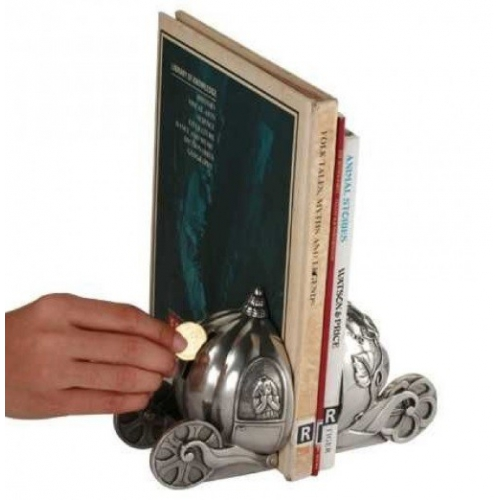 Royal Selangor <p>Cinderella Coin Box Bookends<p>016374R<p/>